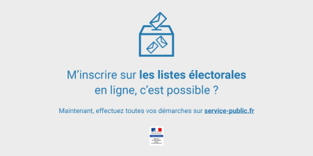 formalités inscriptions listes électorales 2